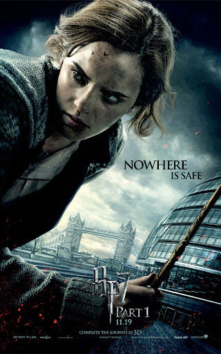 Hermione Granger - Nowhere is Safe - Harry Potter and the Deathly Hallows
