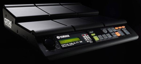 Yamaha DTX Multi 12 dobgép