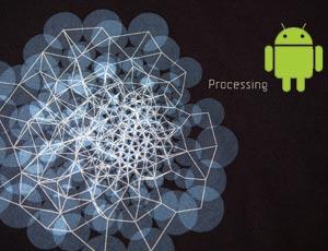 Processing vizuál nyelv Google Android eszközökön