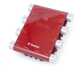 Vestax Tank (VAI-80) DJ USB interfész