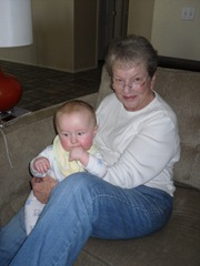 Grandma & Dean