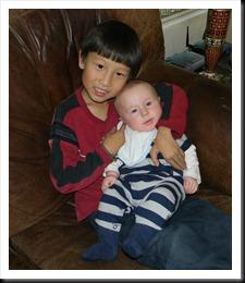 Cousins: Kai & Dean