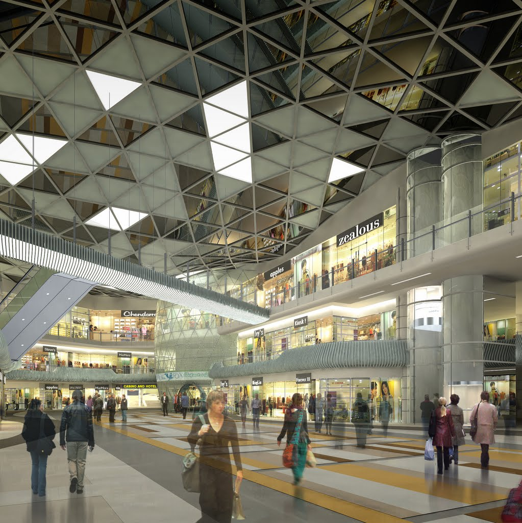 Macau waldo shopping mall mg design h k ltd for Home interior shopping