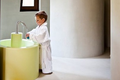 Ramonos Hotel Greece Interior Design Decor Children's Spa