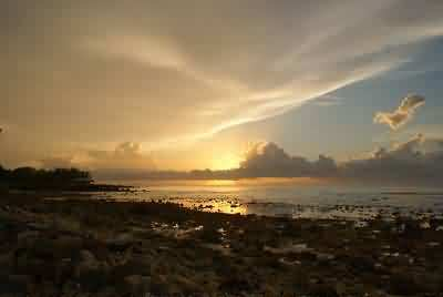 lesung sunset