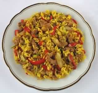 banquet nasi goreng