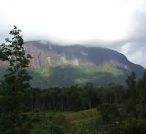 Tenebrous Hill, Sintang, West Kalimantan