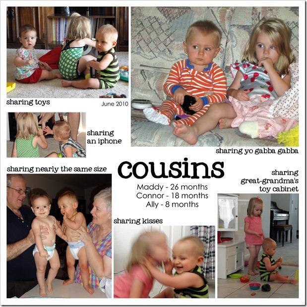 Cousins  06.2010