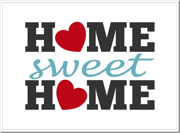 IMAGE Just Because 17 - Home Sweet Home - Sprik Space