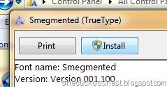 smegmented install