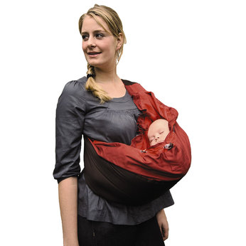 Сумка-переноска СЛИНГ PREMAXX - это перевязь для ношения детей.