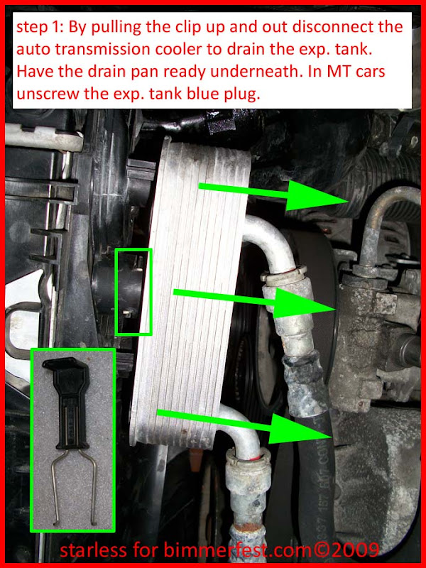 how to change piston from flush tank