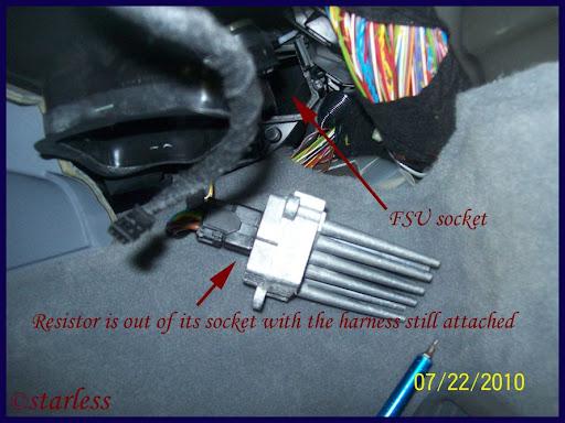 Wondrous Replacing The Final Stage Unit Blower Motor Resistor E39 Archive Wiring Cloud Hisredienstapotheekhoekschewaardnl