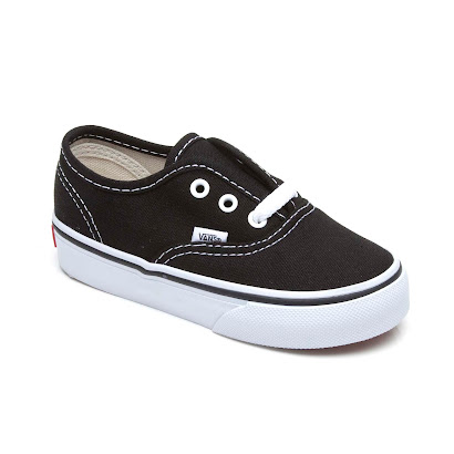 Vans Canvas Lace Up TRAINER
