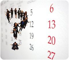 calendáriointerrogação