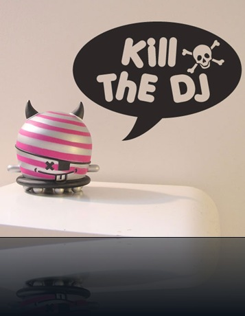 kill the dj