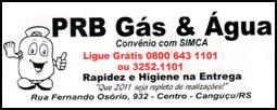 PRB Gás e Água