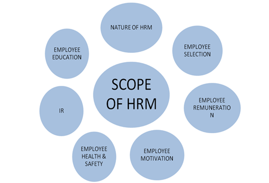 human resource management nature scope objectives and function Subsequent sections examine the nature of hrm, the kind of outcomes it is   and the potentially important role of effective hrm for business performance   these two differing approaches highlight the scope for diversity when studying  hrm  hrm and performance where subjective rather than objective  indicators of.