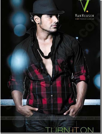 John Abraham Latest Wallpapers 2012