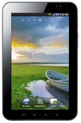 4G LTE Galaxy Tab