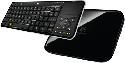 Logitech Revue (Google TV) - with keyboard remote