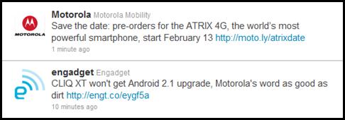 The irony of a tech company