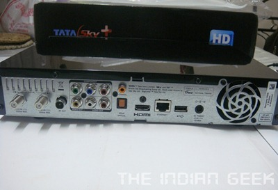 Tata Sky  HD 21