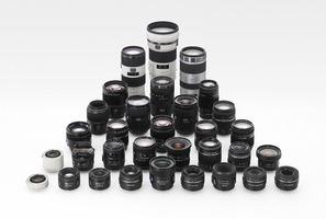 Lenses for dSLR cameras