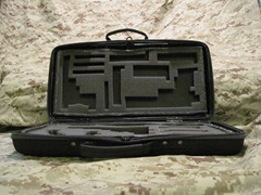 Armortek Case double pistol flat