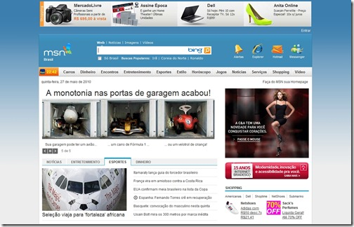 MSN Brasil
