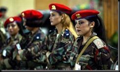 Gaddafi's Women 3