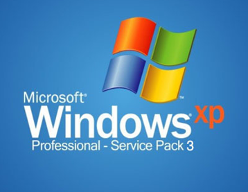 Windows XP Professional with Service Pack 3 VL X86 English