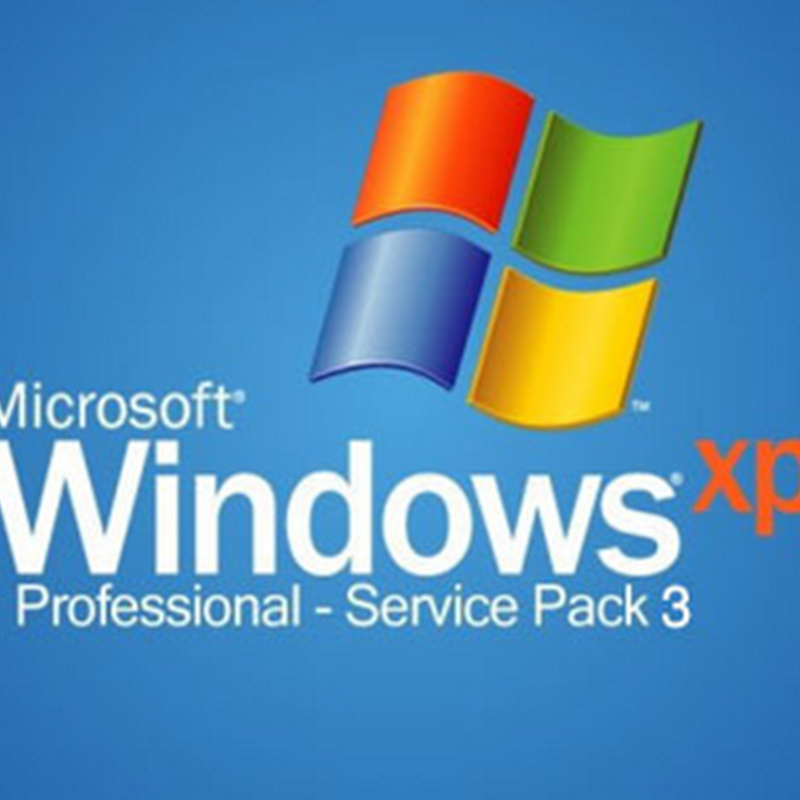 Windows xp professional with service pack 3 vl x86 english for Window xp service pack 3