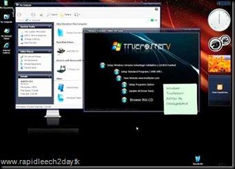 Windows XP TrueFaster v4 Pro SP3 2010-4