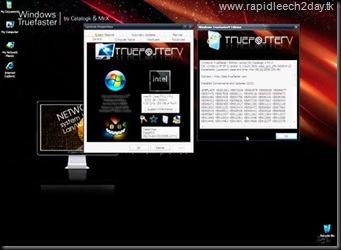 Windows XP TrueFaster v4 Pro SP3 2010-3