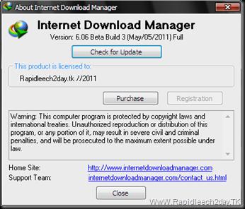 IDM.6.06 beta 3- CraCked By-M.ElsA3dY