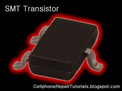 SmD transistor