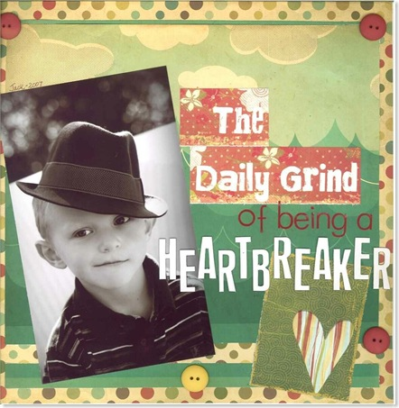 The Daily Grind of Being a Heartbreaker