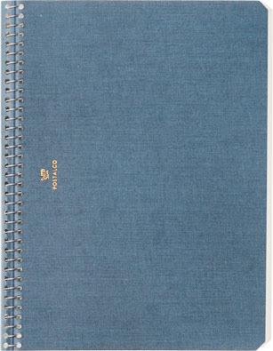 Postalco A5 Pressed Cotton Notebook-2.jpeg