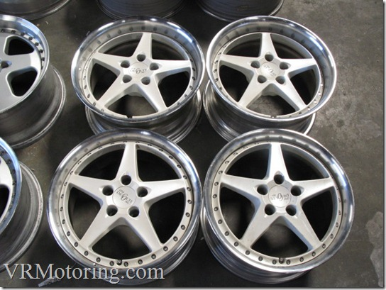SSR GP-O Wheels