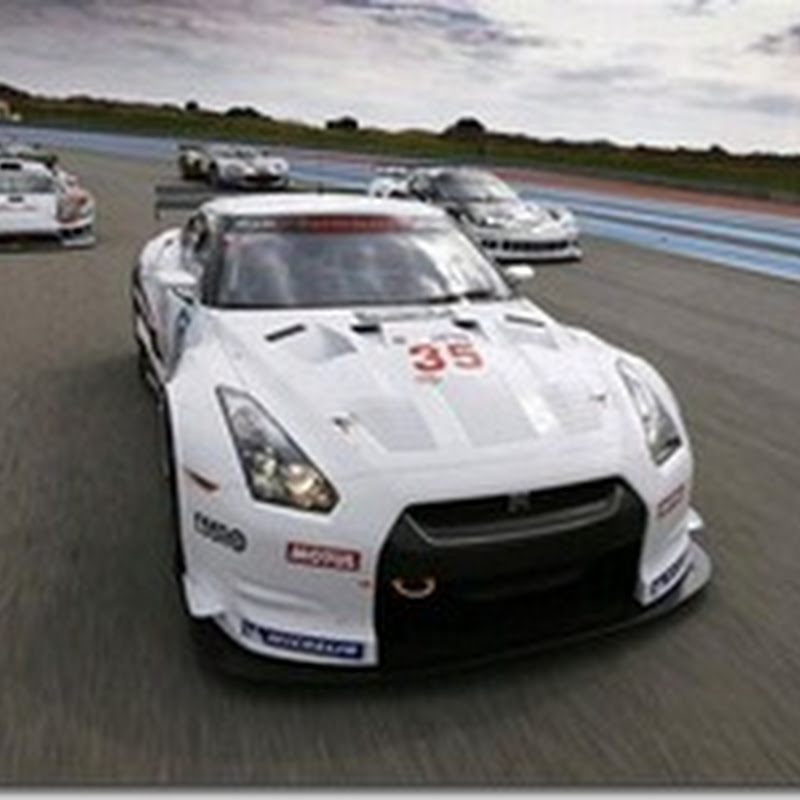 FIA GT1 GT-R Teams Announced