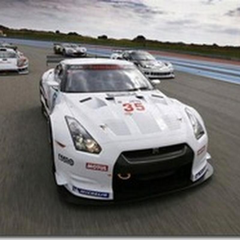 FIA GT1 GT-R Teams Announced