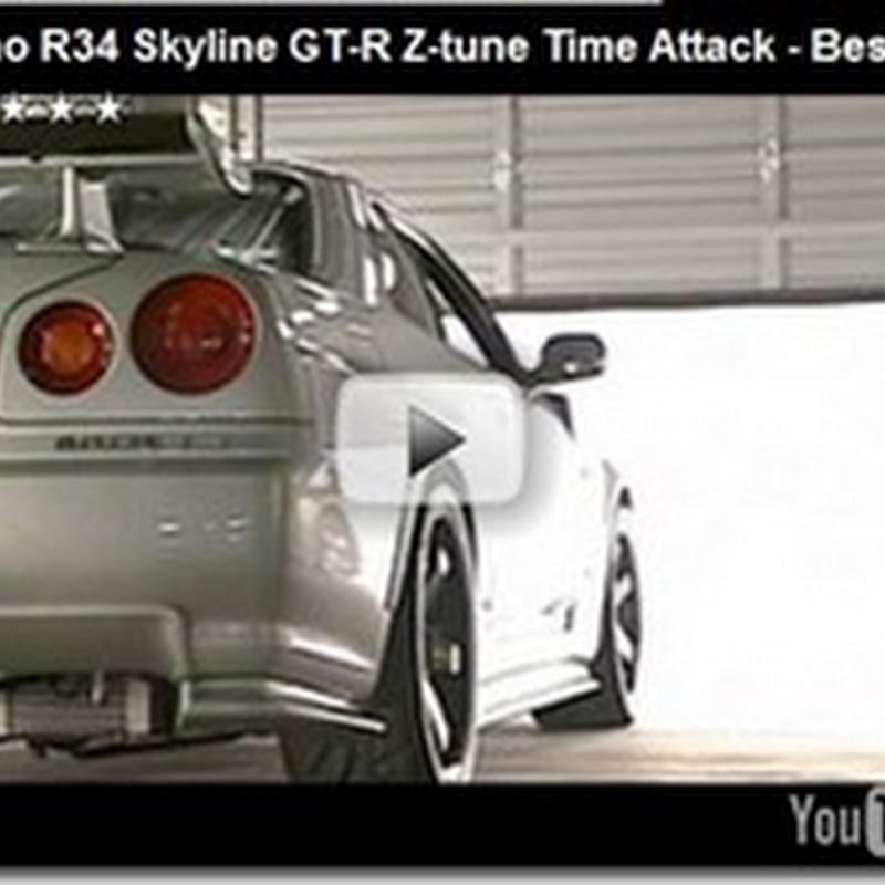 Nismo R34 Skyline GT-R Z-tune Time Attack - Best Motoring International
