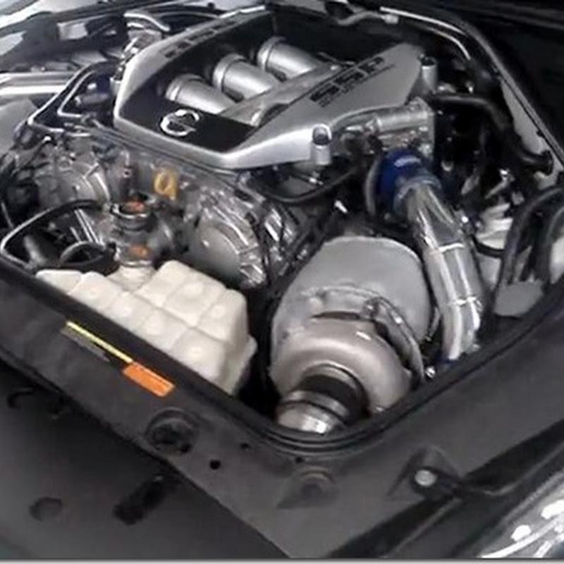 SSP GTR 1000RR Turbo Kit