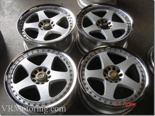Nismo-wheels