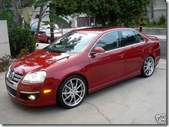 volkswagen jetta 2009 red. this 2006 volkswagen jetta 2.0t was the official aftermarket project vehicle for la auto show. it displayed in lobby of show at los 2009 red a