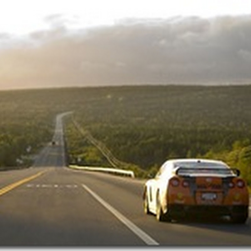 Stillen Nissan GT-R Doing Well After First Day of Racing at Targa
