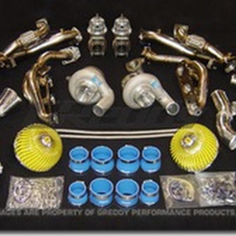 Greddy TDO6-20G Turbo Kit for R35 GT-R Priced