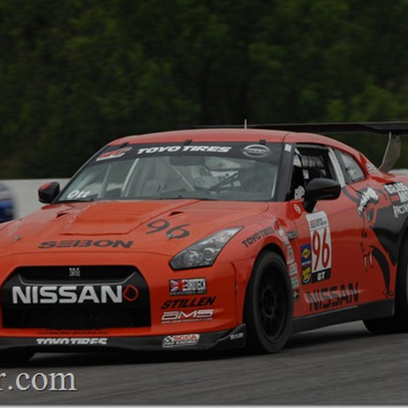 Struggles at Mosport Lead to New Direction for Brass Monkey Racing