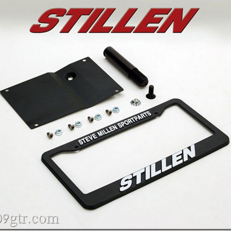 STILLEN License Plate Bracket